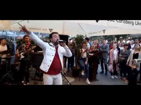 Грузино-украинская группа G.SOUND, відео 1