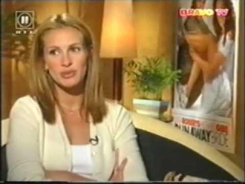 Julia Roberts on Runaway Bride - 1999