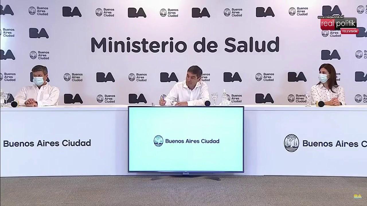 """Fernán Quirós: """"La segunda ola está muy cerca, no es momento de salir del país"""""""