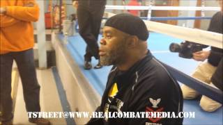 NAAZIM RICHARDSON THOUGHTS ON MAYWEATHER VS PACQUIAO 5/2/15! CUNNINGHAM SPEAKS ON AL HAYMON PBC NBC!