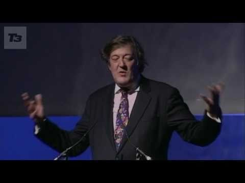 Stephen Fry On Technology: 'This Is A World In Which Science, Creativity And Commerce Meet'