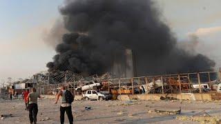 Libano: esplosione devasta la zona del porto a Beirut. Almeno 70 morti, 4mila i feriti