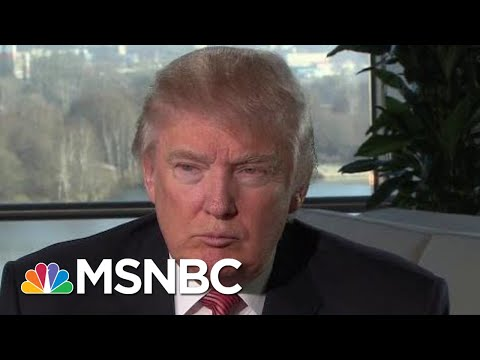 Flight Records Prove President Donald Trump Did Stay Overnight In Moscow | All In | MSNBC
