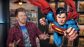 Superman's First Appearance - MAJOR ISSUES