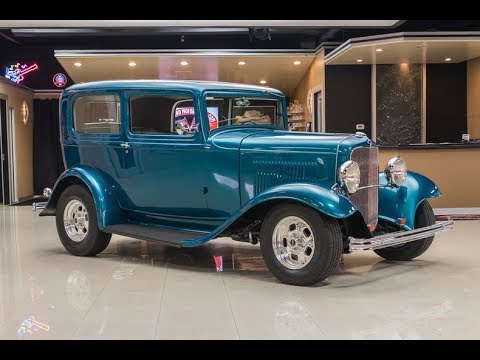 1932 Ford Tudor Sedan Street Rod for Sale - CC-1020403