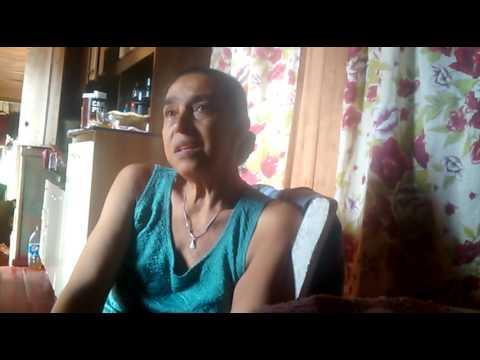 Entrevista com D. Rosinha Lemes Gomes - Boa Esperança do Iguaçu / PR