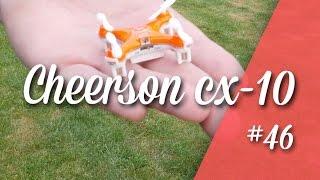 Cheerson CX-10 Super Mini RC Quadcopter  // deutsch // in 4K // #46