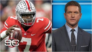 Dwayne Haskins to Giants in McShay