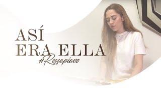 Así era ella - Cristian Castro (Carolina Ross cover)