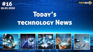 Today's Top 5 Interesting Trending Technological News | #16 | ENGLISH |Tech Bytes