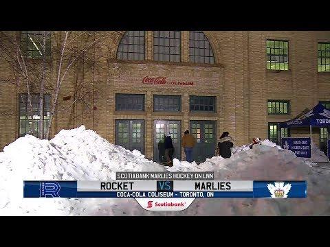 Rocket vs. Marlies | Feb. 1, 2019