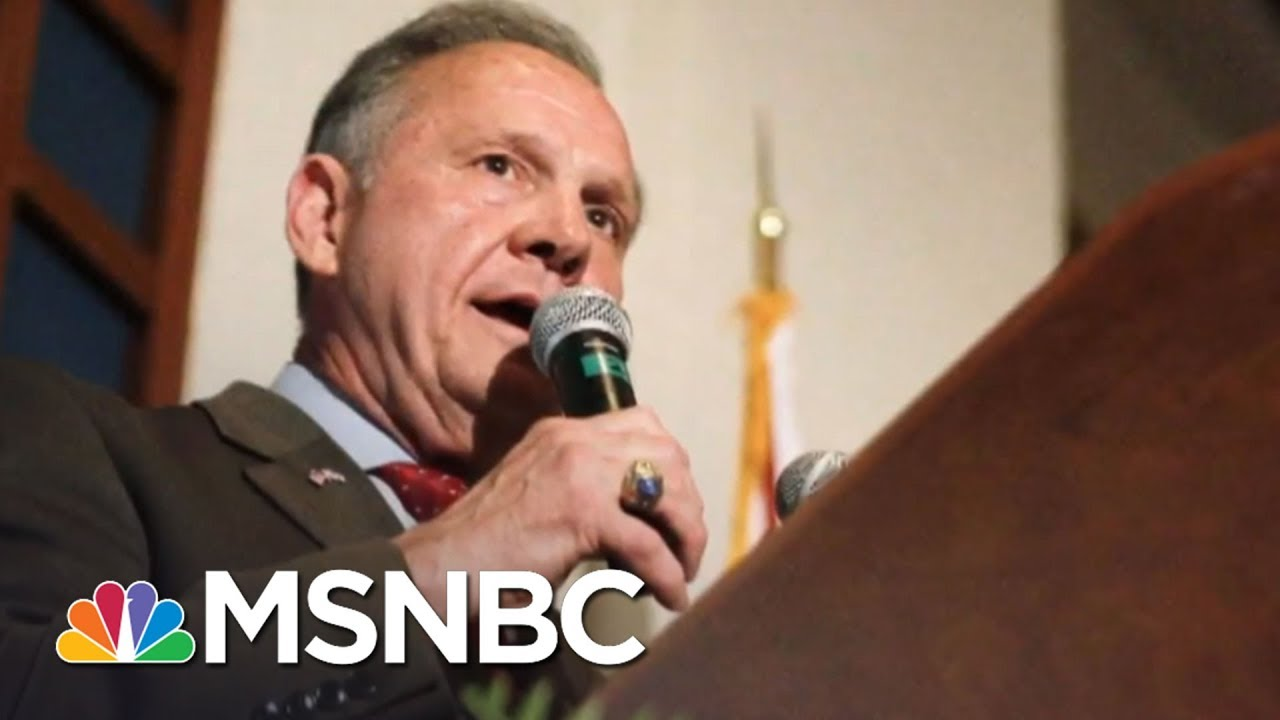 Short List Of Bad Options For GOP On Roy Moore | The 11th Hour | MSNBC thumbnail