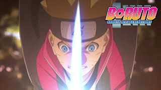 Boruto: Naruto Next Generations Episode 188 English Sub | Crunchyroll Clip: Chakra Saber