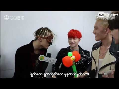 Running man Funny moment(myanmar subtitle) - смотреть онлайн