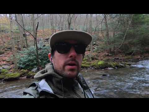 East Coast Fly Fishing 4 Rivers in 2 Days!