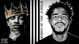 (FREE) Kendrick Lamar x J Cole Type Beat 'Kings of the Jungle' | PS Recordz