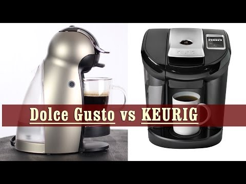 Keurig vs Dolce Gusto - Which Coffee Machine is Best for you?