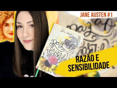 Razão e Sensibilidade - Jane Austen #1  ?? Diana Martins