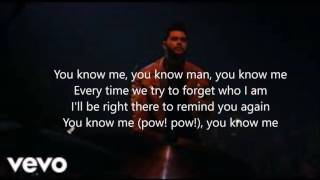 The Weeknd - Reminder Lyrics Original Video