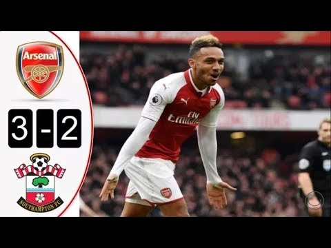 Download Arsenal Vs Southampton 3-2 • All Goals & Highlights • 2018 HD / Exetended HD Mp4 3GP Video and MP3