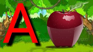 a for apple b for ball