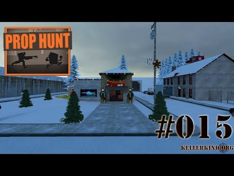 Weihnachten liegt in der Luft ★ #15 ★ Let's Play Garry's Mod: Prop Hunt [HD|60FPS]