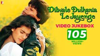 Dilwale Dulhania Le Jayenge Video Jukebox | Full Song | Jatin-Lalit | Shah Rukh Khan | Kajol