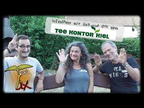 Tee Kontor Kiel | inTeaView mit Geli und Olli Hartleib