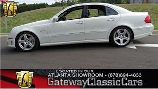 2008 Mercedes-Benz E63 AMG - Gateway Classic Cars of Atlanta #35