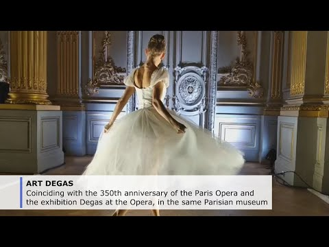Degas dancers come to life at Musée d'Orsay