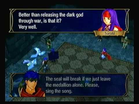 Fire Emblem Radiant Dawn Walkthrough Pt118 Ike Vs Micaiah
