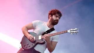 """Video thumbnail of """"Foals - Mountain At My Gates (Reading 2015)"""""""