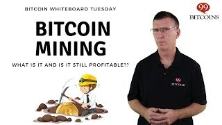 How is bitcoin mined for dummies