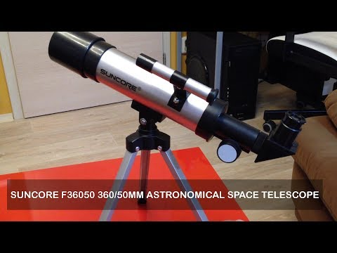 SUNCORE F36050 360/50mm Astronomical Space Telescope – Gearbest.com