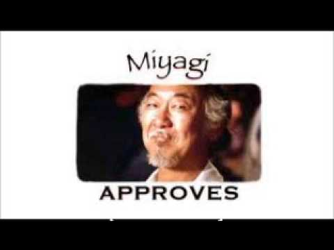 Rated R FT. King Dyn- Mr.Miyagi