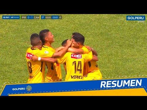 Resumen: Pirata FC vs. Academia Cantolao (0-1)