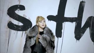 2NE1 - LONELY (Japanese version)