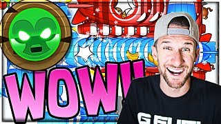 HIGHEST ROUND on IMPOPPABLE!! Bloons Tower Defense - MOLT