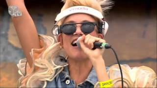 Tomorrowland 2012 LIVE NERVO - You're gonna love again (28.07.2012)