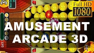 Amusement Arcade 3D Game Review 1080P Official Mouse Games Arcade