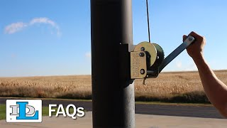 Can I Lift a Load With My Pulling Winch? - FAQs