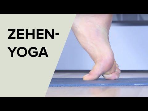 Wenn der Kern beim Daumen des Beines wächst