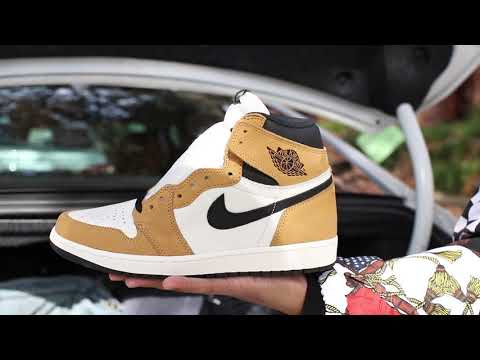 "9231f2af04db05 Download Air Jordan 1 ""Rookie Of The Year"" (Dope or Nope) + On Foot MP3"