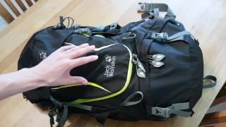 Bag Review - Jack Wolfskin Highland Trail 35