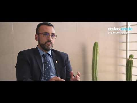 Jose Benlloch (Xarxa Valenciana de Ciutats per la Innovació) en Destaca en Ruta[;;;][;;;]