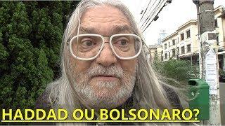 ELEIÇÕES 2018: FERNANDO HADDAD OU JAIR BOLSONARO? ZONA NORTE(SP)