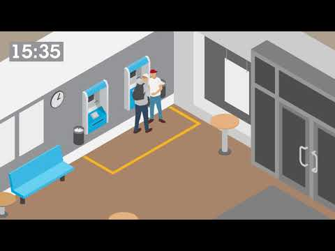Stopping ATM crime with video analytics