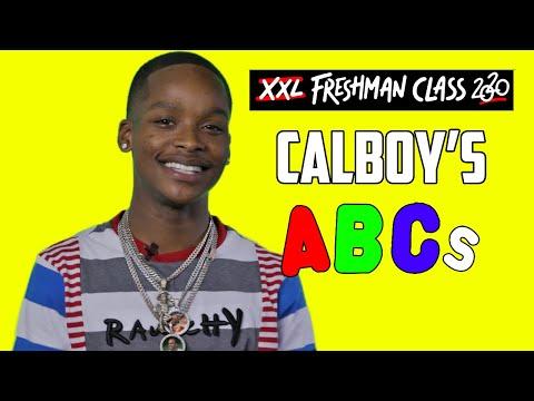 Calboy's ABCs
