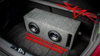 """Skar Audio EVL-65 6.5"""" Subwoofer Demo Video"""