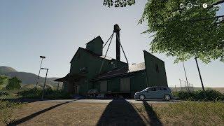 Farming Simulator19. Равенпорт. Стрим-кооп.